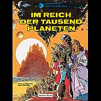 Valerian und Veronique 2: Im Reich der tausend Planeten (German Edition) book cover