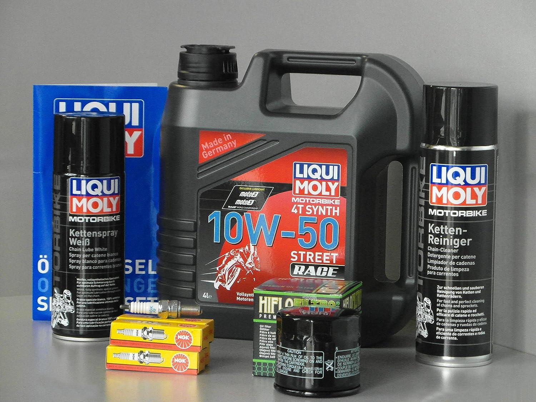 Mantenimiento - Set Benelli BN 600i con aceite, aceite ...