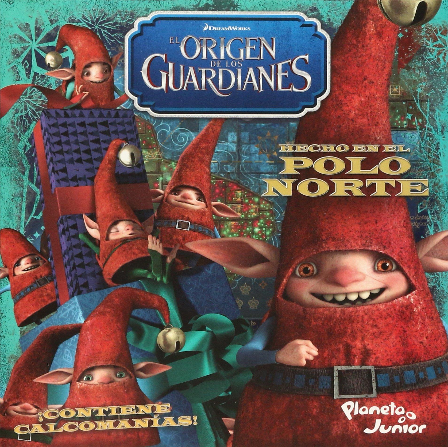 origen de los guardianes, el. hecho en el polo norte: Amazon.es ...
