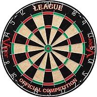Viper Liga de sisal/Bristle–Diana punta de acero con staple-free Bullseye
