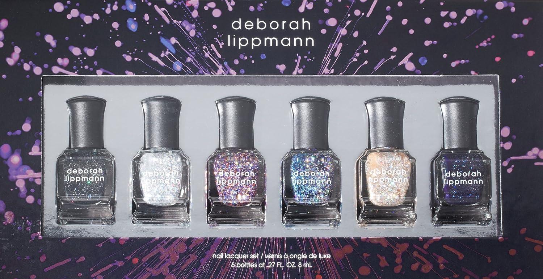 Amazon.com : deborah lippmann Starlight Nail Lacquer Set : Nail ...
