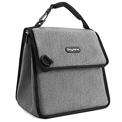 d0d1e31be5 Image Unavailable. Image not available for. Color  Bagmine Insulated Lunch  Bag for Adult Men Women