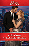 Mills & Boon : An Heir To Make A Marriage (One Night With Consequences)