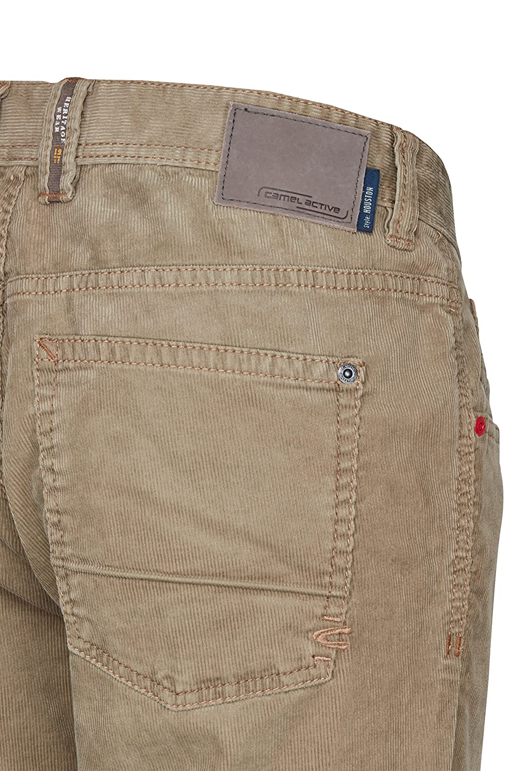 camel active Jeans Houston Herren Hose Straight-Fit-Passform 488175 6-92  14  Amazon.de  Bekleidung 44460bea8d