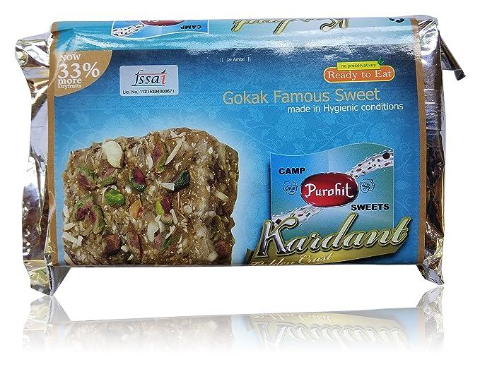 5125abd5d Camp Purohit Sweets Gokak Karadant/Kardant/Karadantu Golden Crust ...