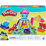 Playdoh Cranky The Octopus Playset - 3 Years & Above
