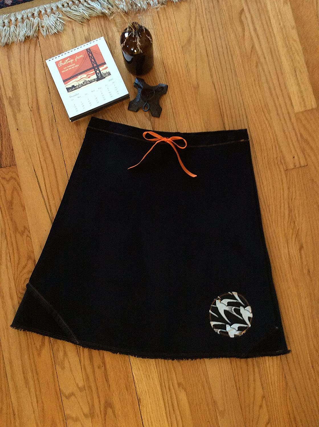 crowned sparrow skirt