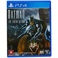 Batman the Enemy Within - 2017 - PlayStation 4