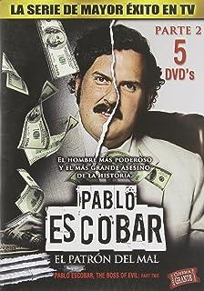 Amazon.com: Pablo Escobar : Primera Parte 8DVDs Box-set ...
