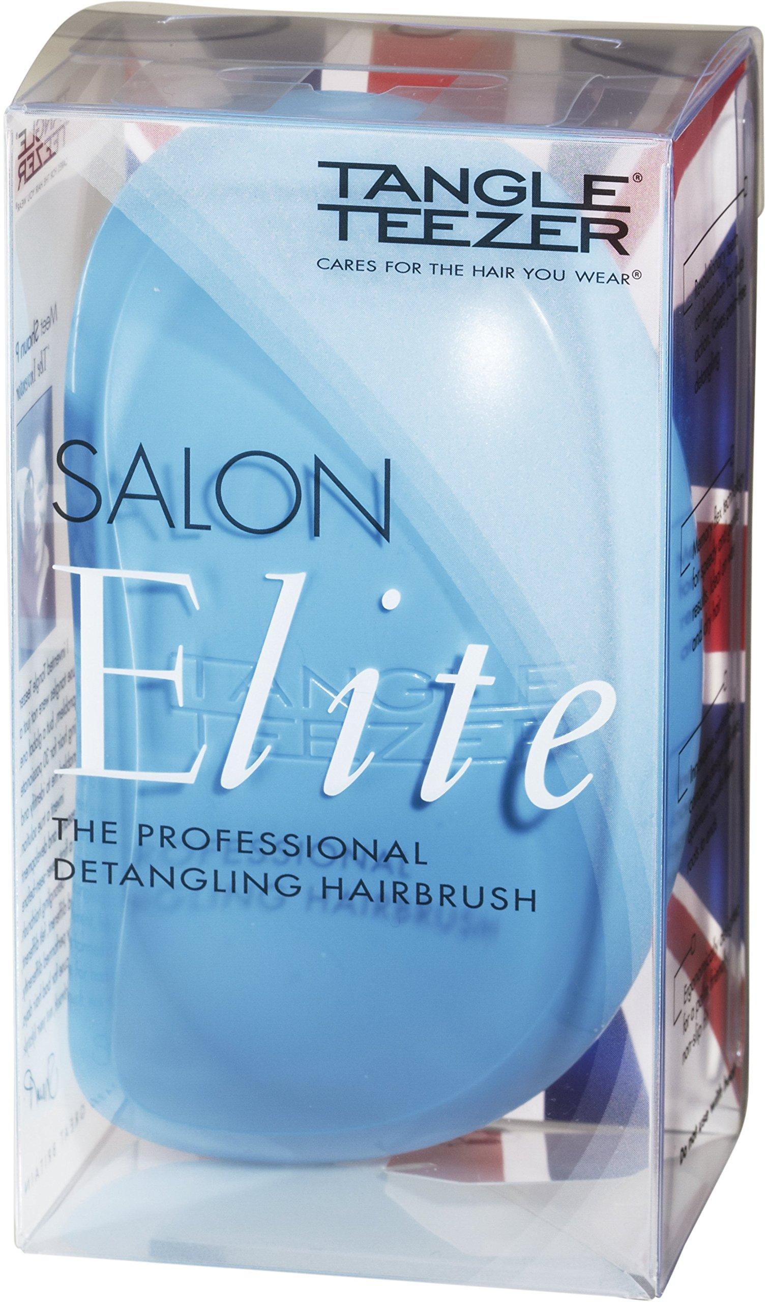 amazon com tangle teezer salon elite detangle hairbrush dolly