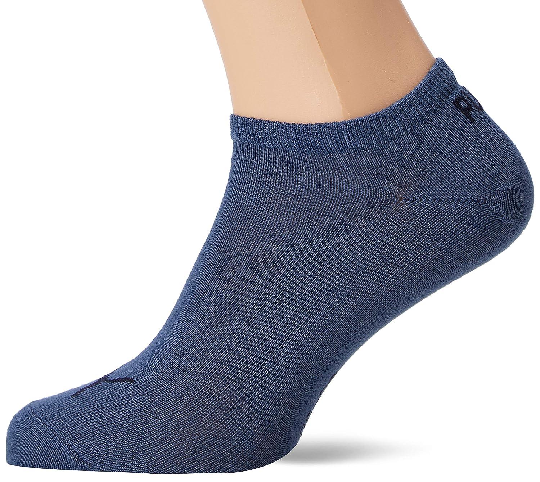 3 Pair Puma Sneaker Invisible Socks Unisex Mens /& Ladies In 3 Colours,