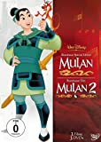 Disney's - Mulan 1+2 Box Set