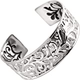 Silpada 'Ahead of the Curve' Sterling Silver Cuff Bracelet, 6.75""