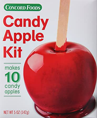 Concord Foods Candy Apple Kit Recipe