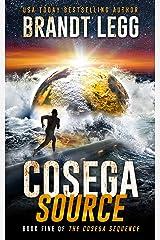 Cosega Source: A Booker Thriller (The Cosega Sequence Book 5) Kindle Edition