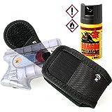 SDG Spezial-Holster für Guardian Angel 2/3 im Set mit 40ml Dragon BlackCap Pfefferspray