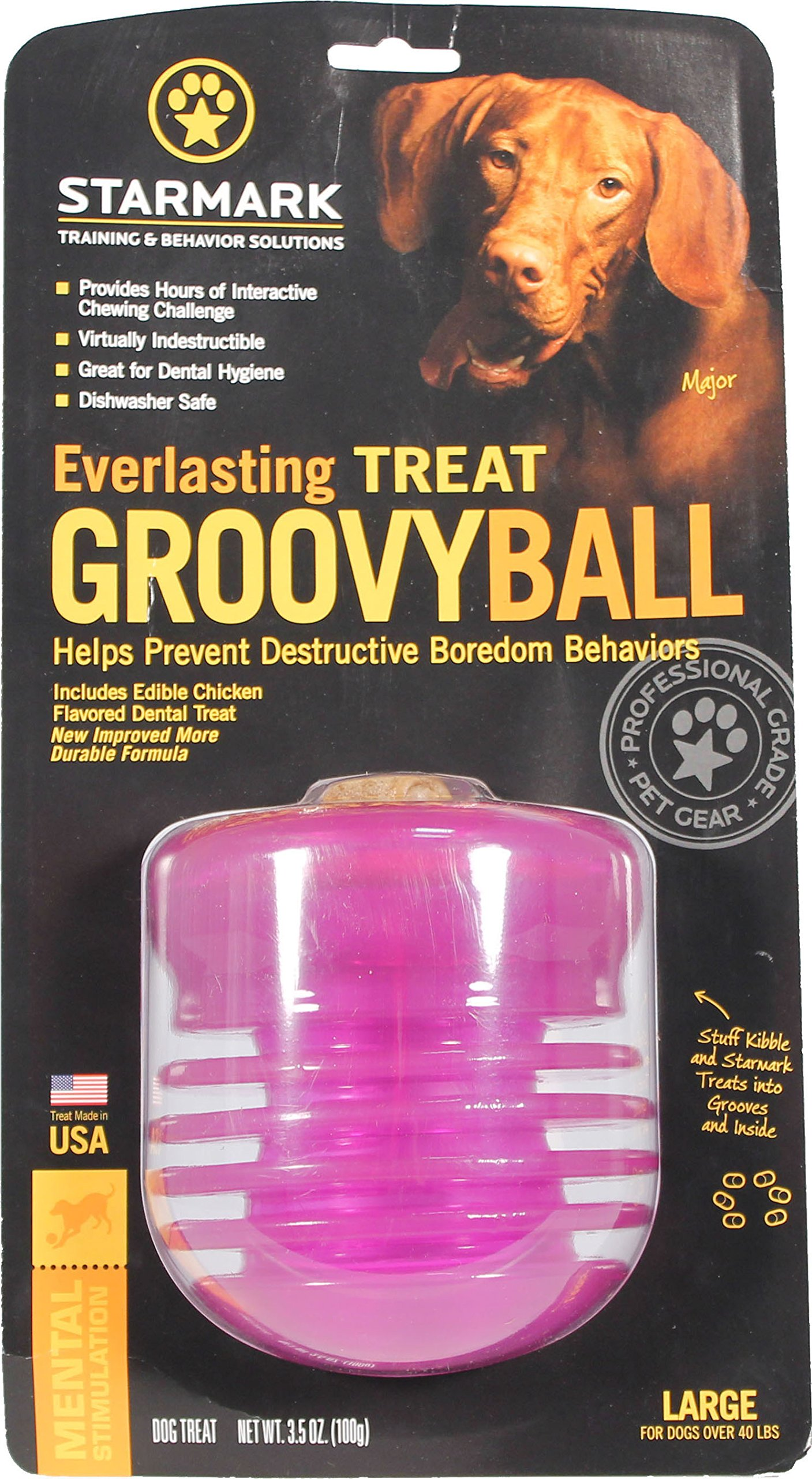 Triple Crown Tcrown Everlast Groovy Ball Lg by Triple Crown