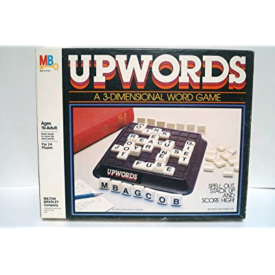 Upwords: Milton Bradley: Toys & Games