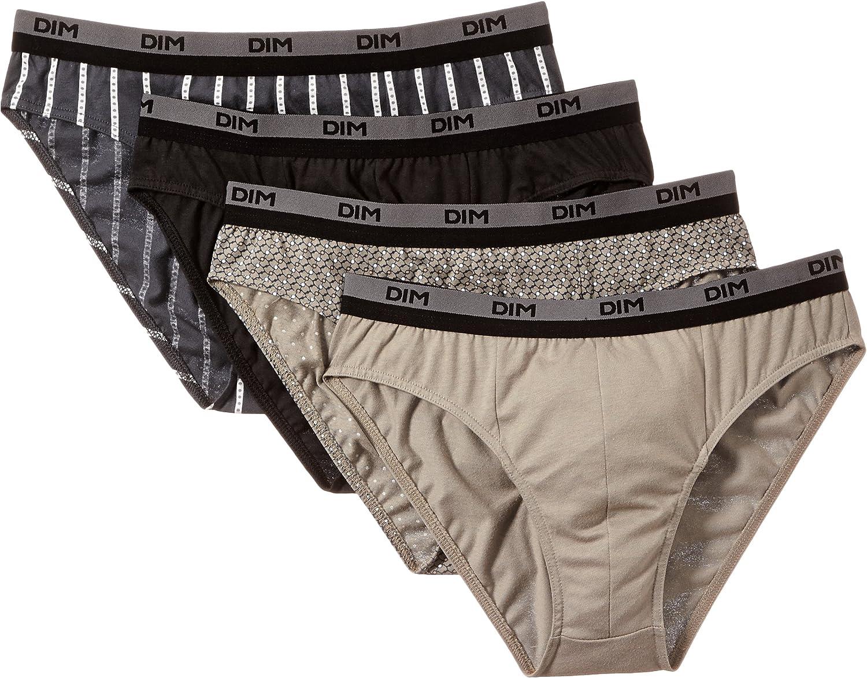 DIM 6638 - Slips para hombre, pack de 3 unidades: Amazon.es: Ropa y accesorios