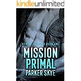 Mission Primal (Men of the Pack Book 1)
