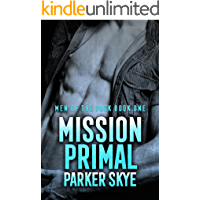 Mission Primal (Men of the Pack Book 1) book cover