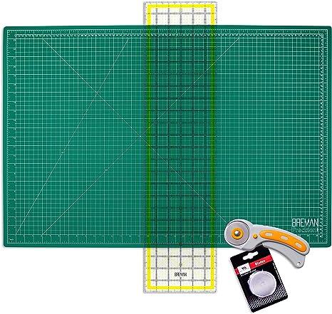 Amazon Com Wa Portman Rotary Cutter Set I Rotary Fabric