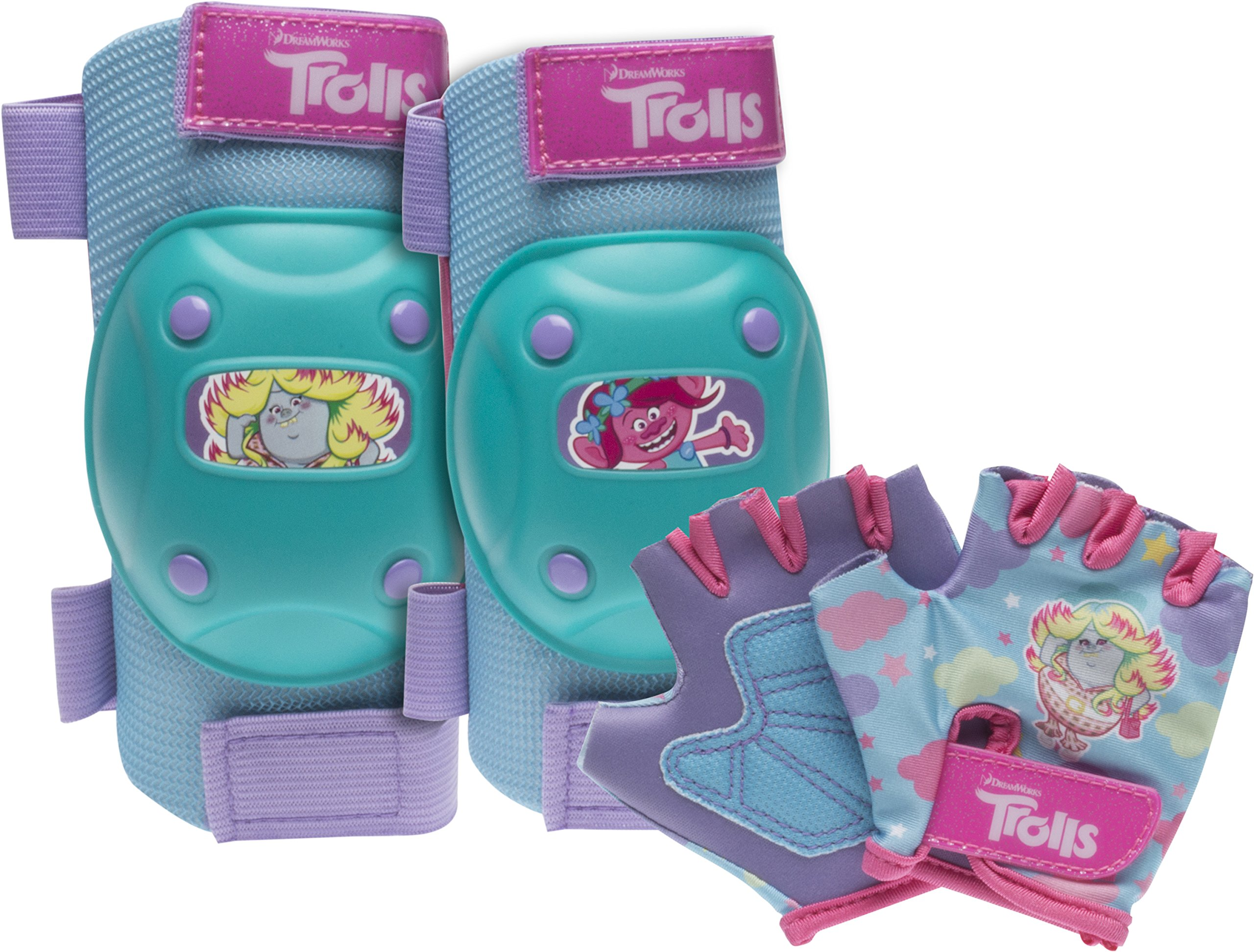 Bell Trolls Poppy Pad & Glove Set by Bell