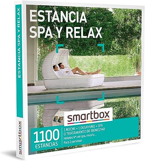 SMARTBOX - Caja Regalo - Estancia SPA y Relax - Idea de Regalo - 1 ...