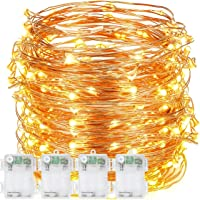 4-Set DecorNova 9.8-Foot 60 LED String Light Sets