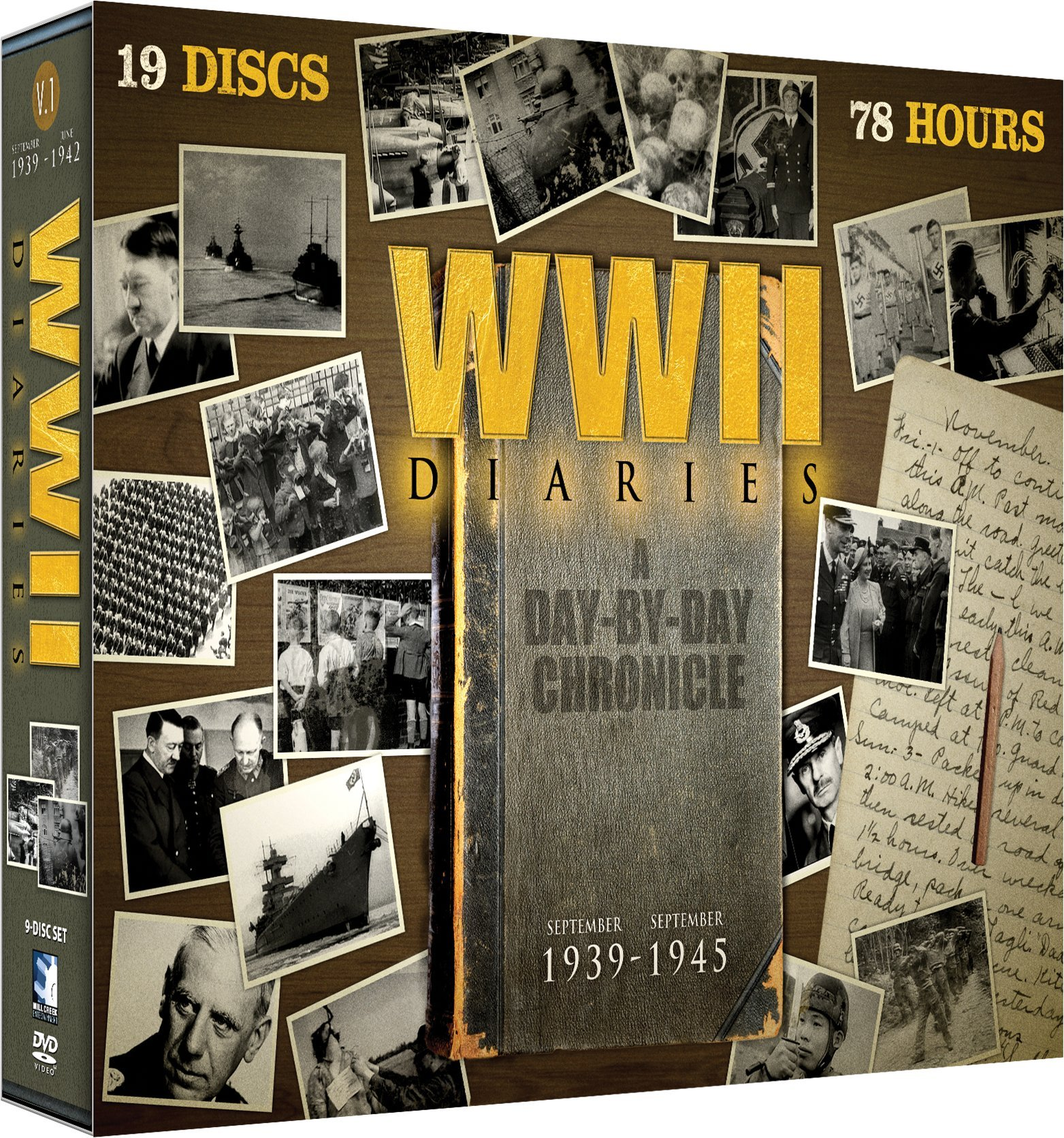 WWII Diaries Complete by Fanmats