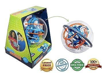 Maze Globe 3D Puzzle Ball