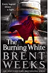 The Burning White (Lightbringer Book 5) Kindle Edition