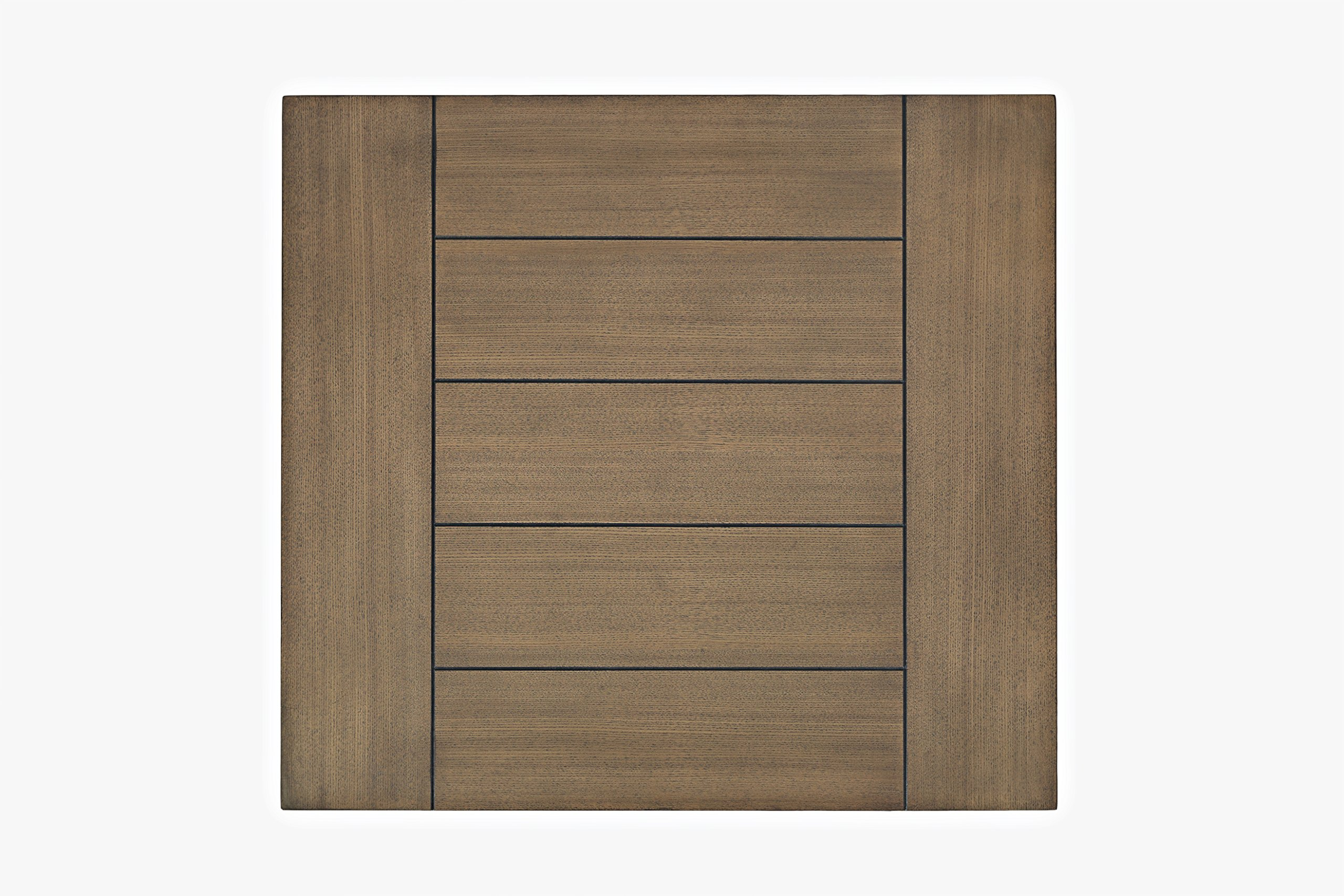 Jofran: 1623-3, Transitions, End Table, 24''W X 22''D X 24''H, Transtions Brown Finish, (Set of 1)