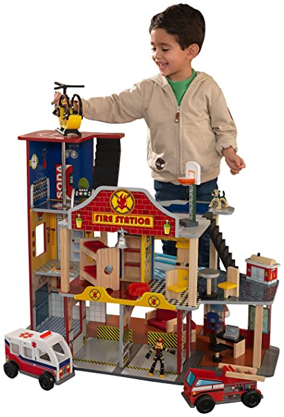 Kidkraft Deluxe Fire Rescue Set Discontinued By Manufacturer