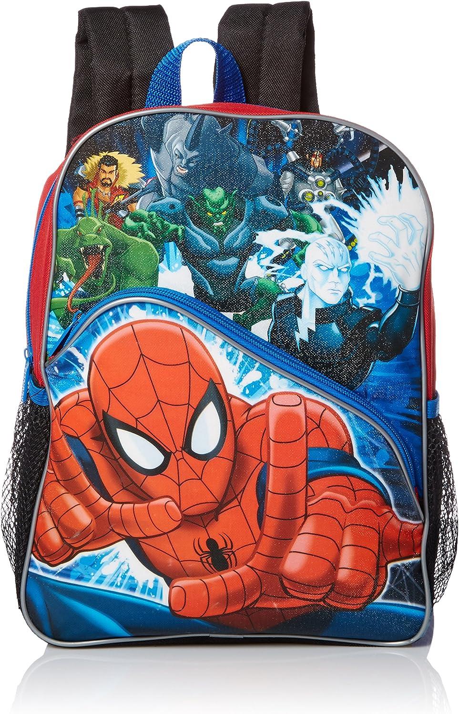Spiderman 11 Backpack 3D Hologram Toddler Small