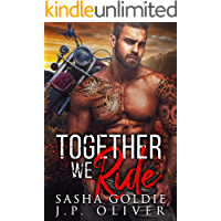 Together We Ride (Iron Hunters Book 2) book cover