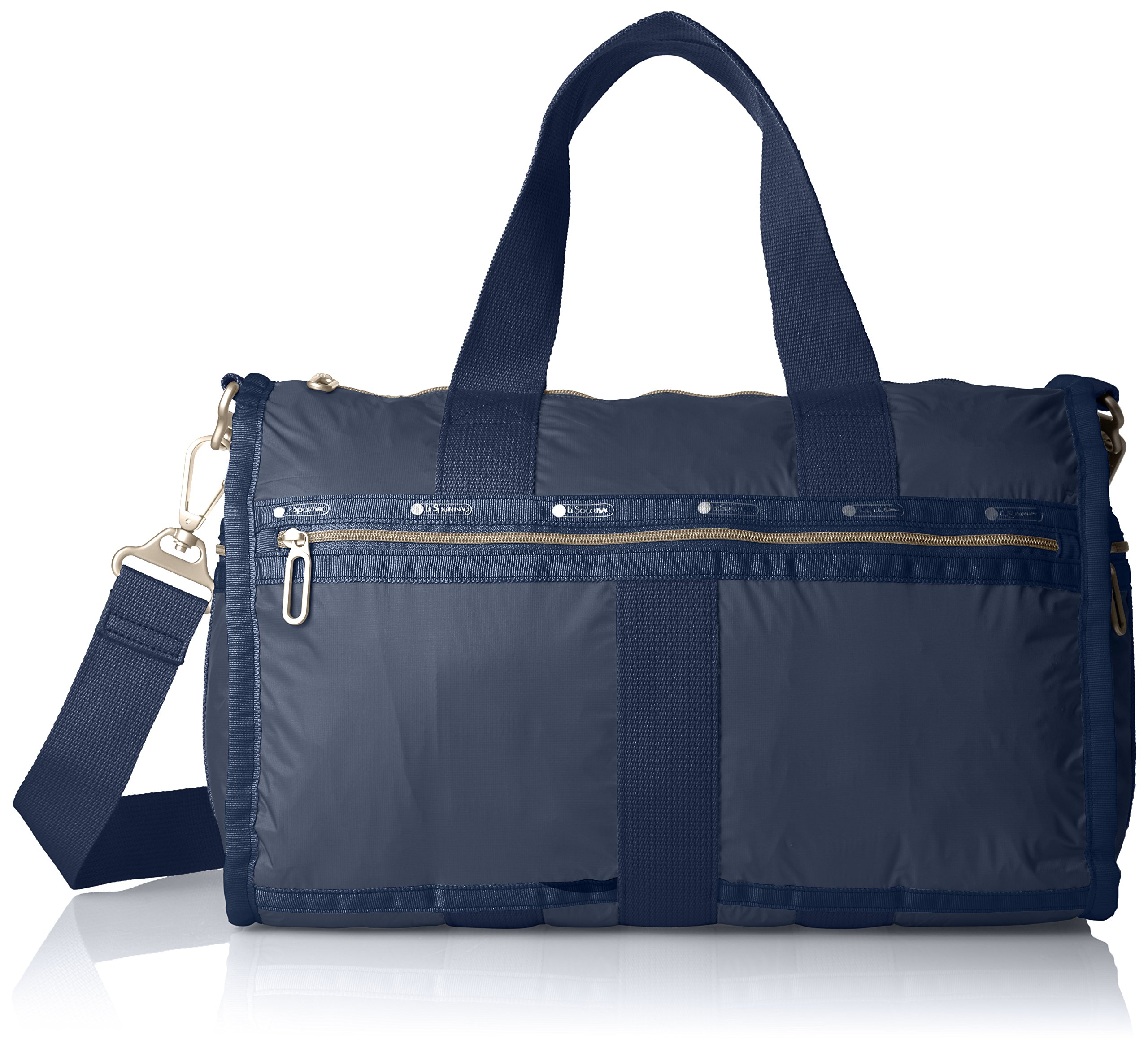 LeSportsac Women's Essential Small Weekender, Classic Navy c
