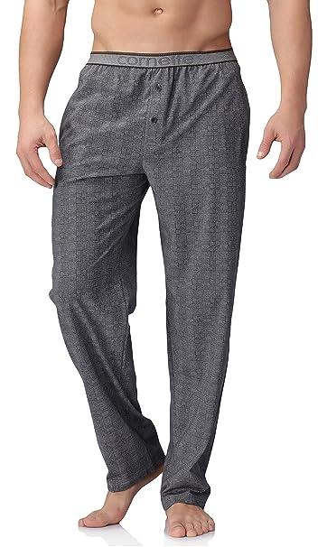 Cornette Pijama Pantalones Ropa para Hombre CR099: Amazon.es: Ropa y accesorios