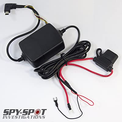 Car Kit Power Supply Micro GL 200 GL 300 GPS Tracker Hard Wire Power Kit: GPS & Navigation