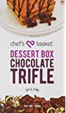 Chef's Basket Light and fluffy Chocolate Trifle Dessert Box, 196g