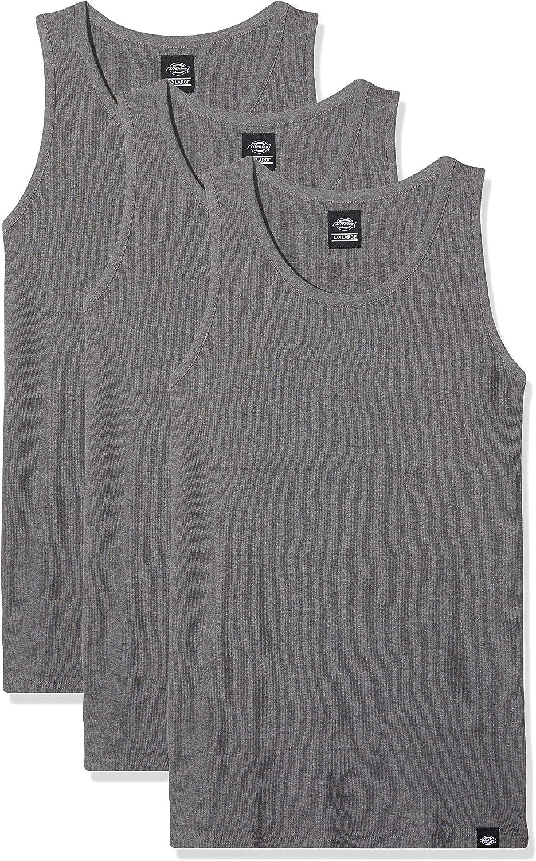 Dickies Proof Pack Camiseta sin Mangas para Hombre