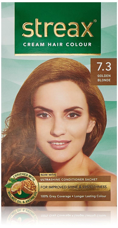 Garnier belle color 73 dark golden blonde dark brown hairs - Buy Streax Hair Colour Golden Blonde 7 3 50ml Online At Low Prices In India Amazon In