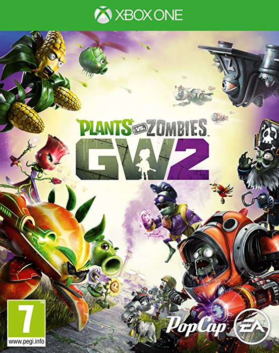 Top 8 Xbox1 Games Garden Warfare