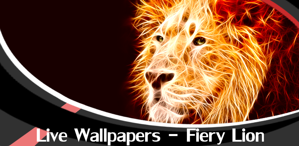Amazon.com: Live Wallpapers - Fiery Lion: Appstore for Android