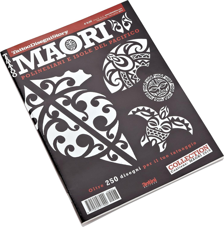 The Tattoo Shop TattoO Maori - Libro de tatuajes de diseños ...