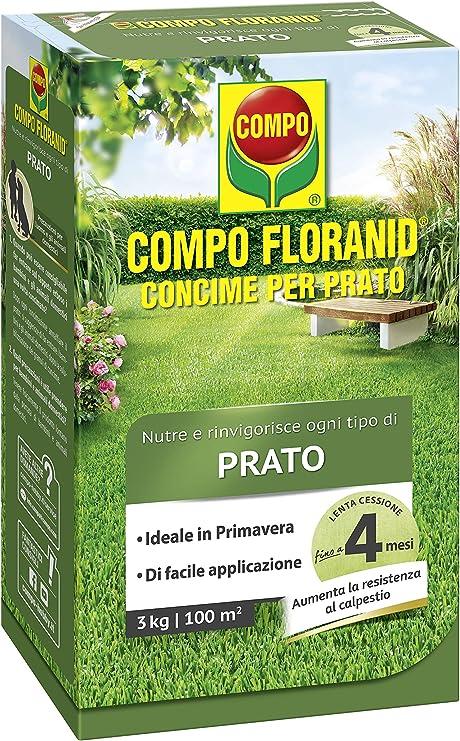 Compo Floanid - Abono granulado para Todas Las Estaciones, con ...