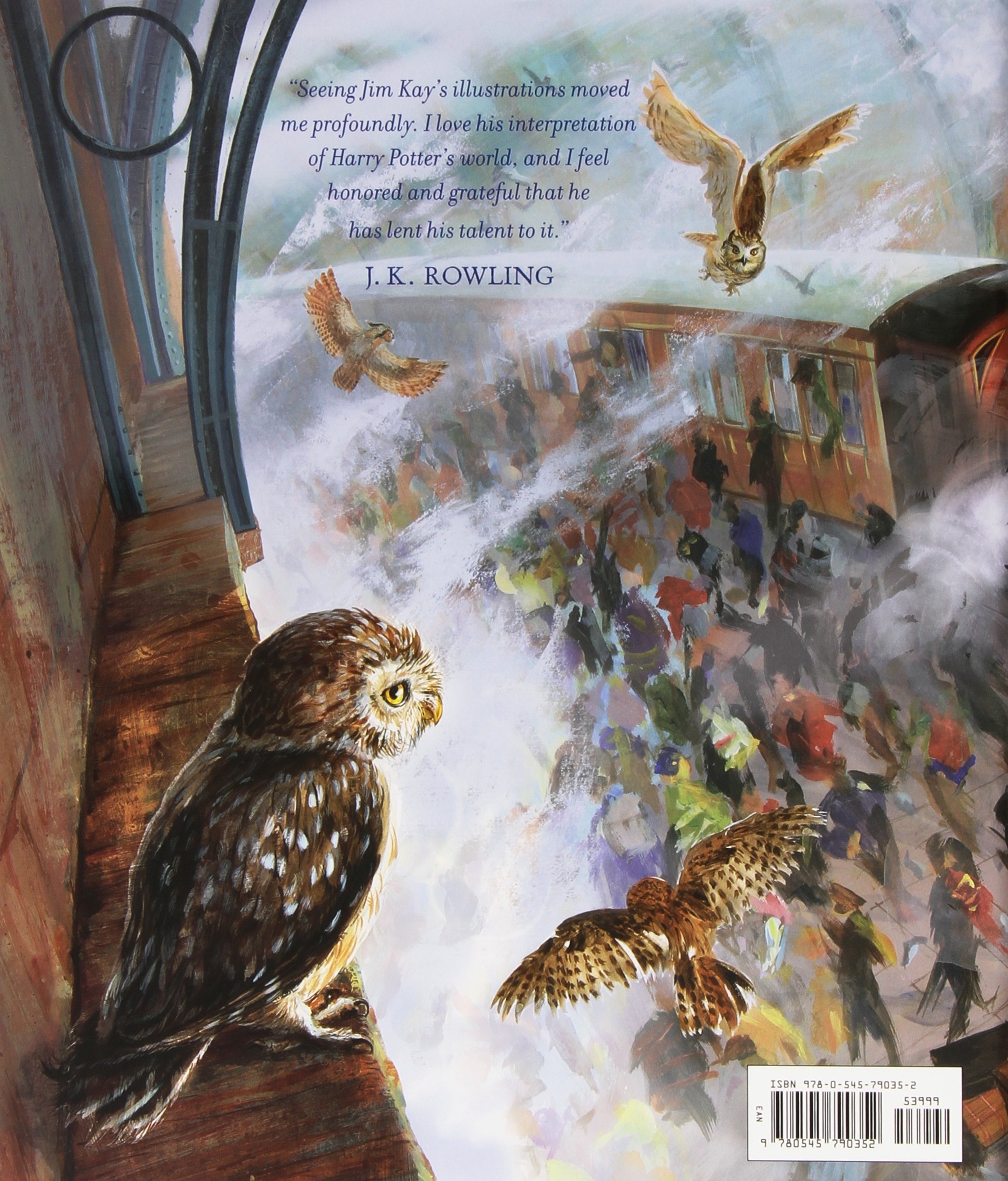 Super Buy Harry Potter and the Sorcerer's Stone: The Illustrated Edition  IU21