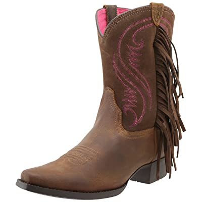 Kids' Fancy Western Cowboy Boot | Western