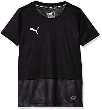 0563f0b33ac Puma Kinder Ftblnxt Graphic Shirt Jr: Amazon.de: Sport & Freizeit