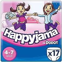 Dodot Happyjama - Pañales para niñas de 4-7